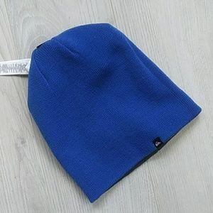 NWT Quicksilver Reversible Hat
